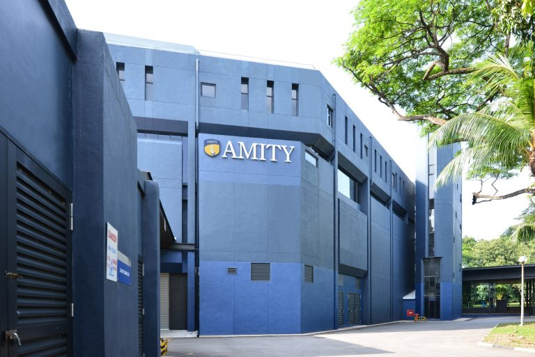 Amity Global Institute | 1 Year Master/MBA in Singapore with